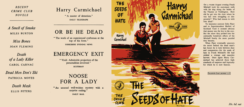 Seeds of Hate, The. Harry Carmichael