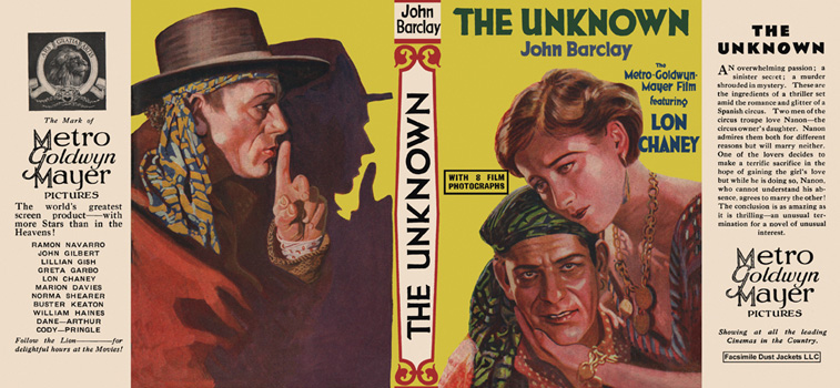 Unknown, The. John Barclay