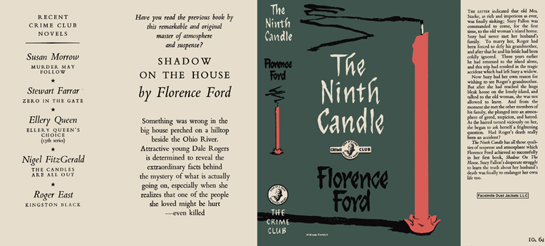 Ninth Candle, The. Florence Ford