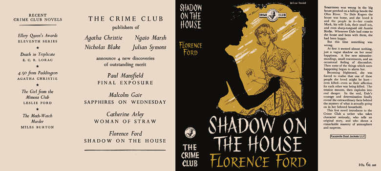 Shadow on the House. Florence Ford