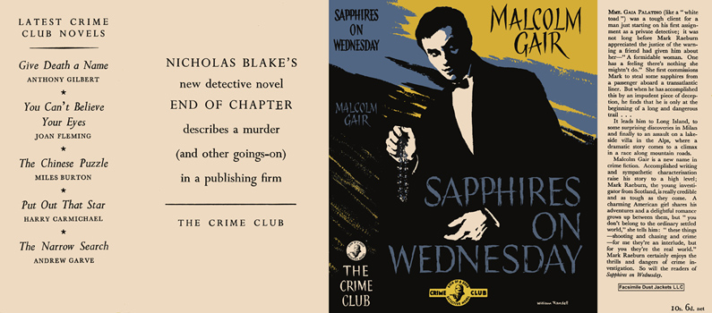 Sapphires on Wednesday. Malcolm Gair