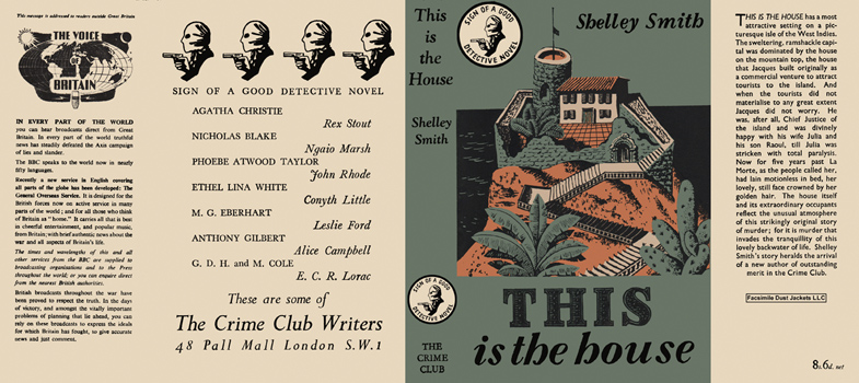 This Is the House. Shelley Smith.