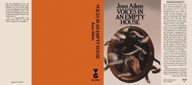 Voices in an Empty House. Joan Aiken