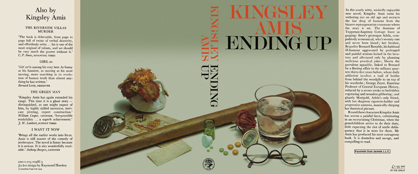 Ending Up. Kingsley Amis