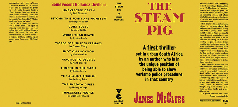 Steam Pig, The. James McClure
