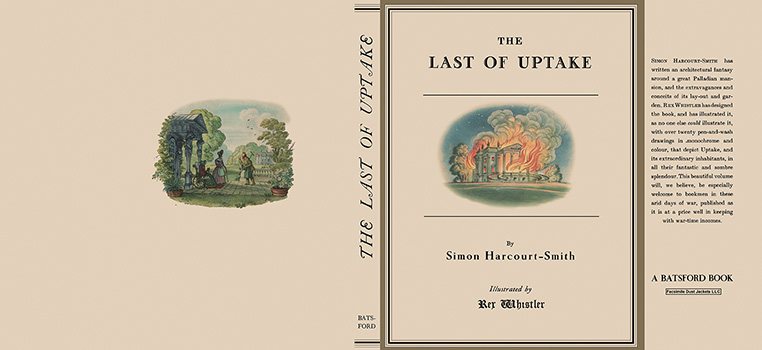 Last of Uptake, The. Simon Harcourt-Smith, Rex Whistler