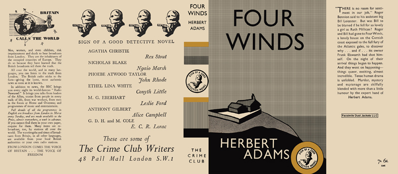 Four Winds. Herbert Adams.