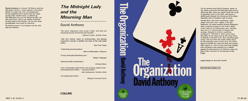 Organization, The. David Anthony
