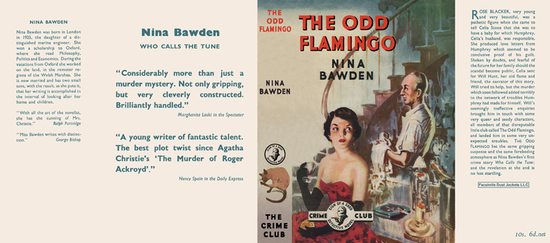 Odd Flamingo, The. Nina Bawden.