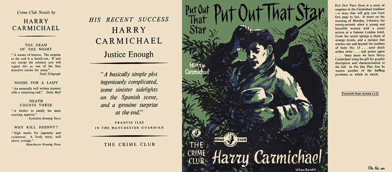 Put Out That Star. Harry Carmichael