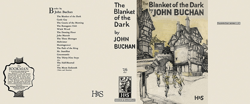 Blanket of the Dark, The. John Buchan.