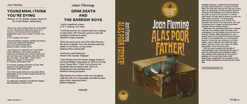 Alas Poor Father! Joan Fleming