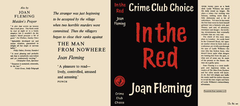 In the Red. Joan Fleming