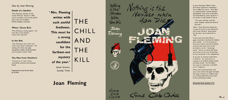 Nothing Is the Number When You Die. Joan Fleming