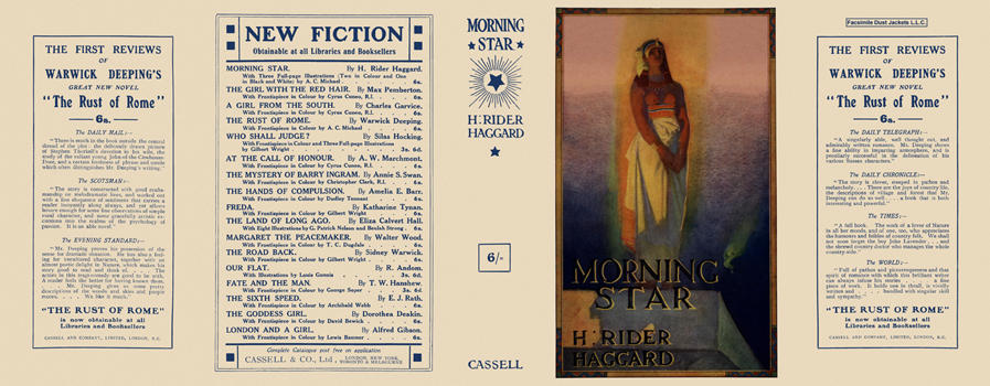 Morning Star. H. Rider Haggard