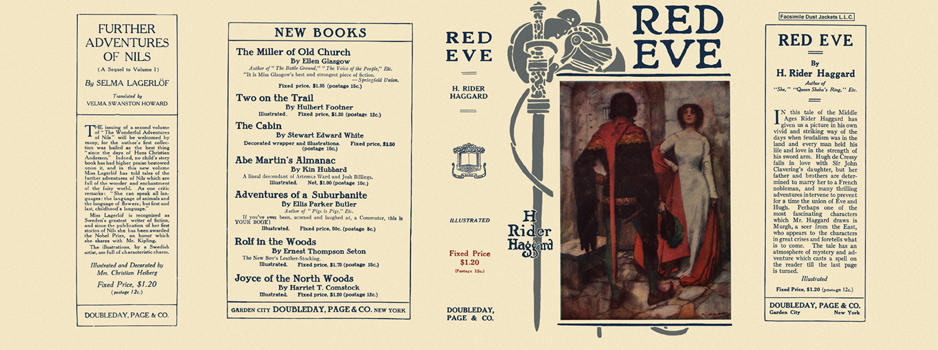 Red Eve. H. Rider Haggard