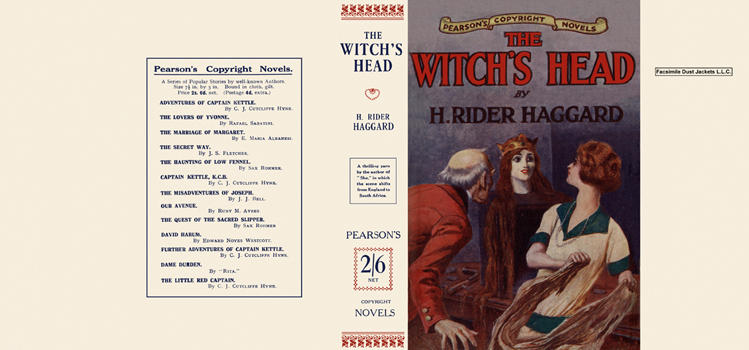 Witch's Head, The. H. Rider Haggard