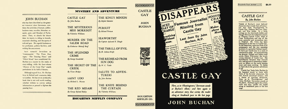Castle Gay. John Buchan.