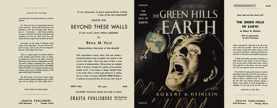 Green Hills of Earth, The. Robert A. Heinlein.