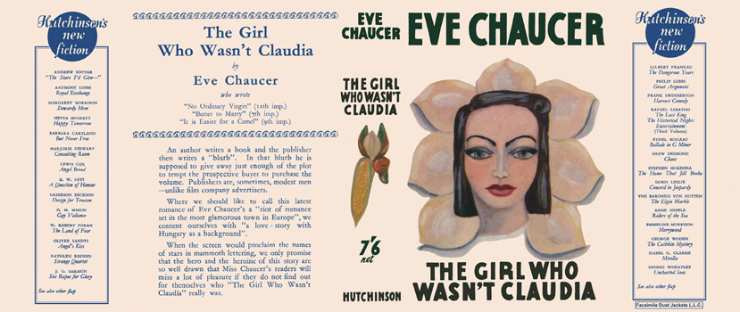 Girl Who Wasn't Claudia, The. Eve Chaucer.
