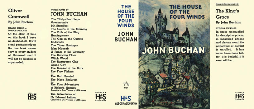House of the Four Winds, The. John Buchan.