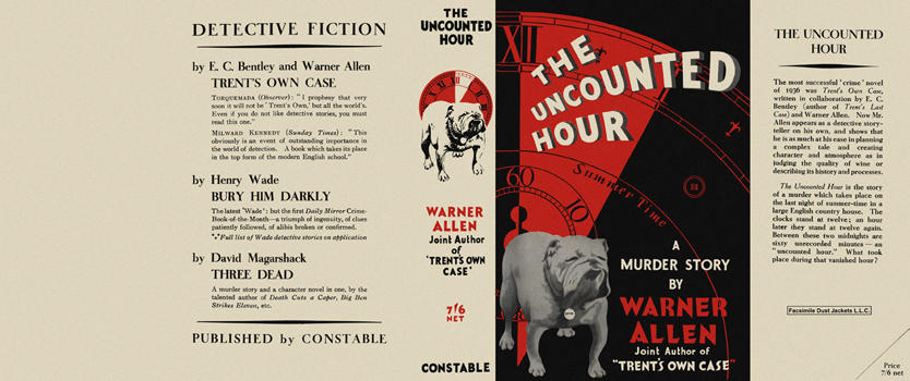 Uncounted Hour, The. Warner Allen
