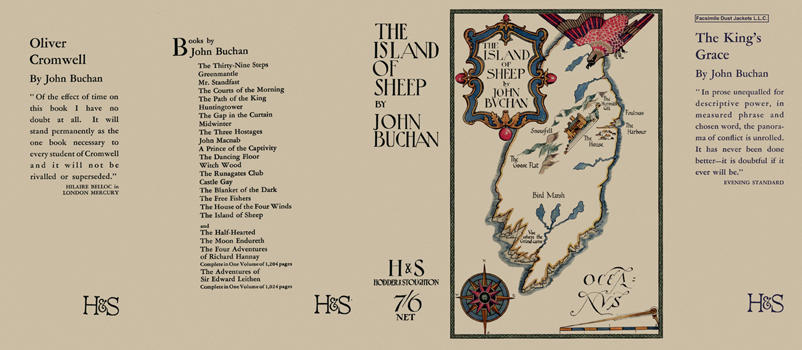 Island of Sheep, The. John Buchan.