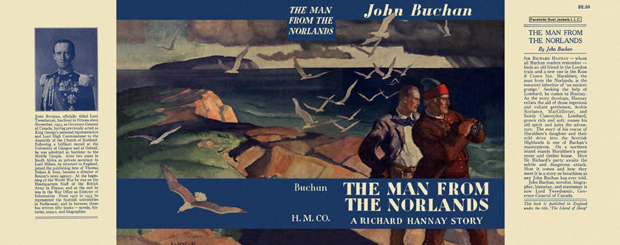 Man from the Norlands, The. John Buchan.