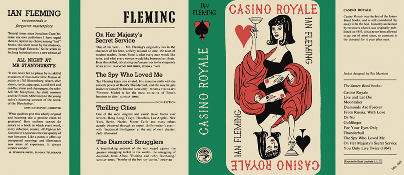 Casino Royale. Ian Fleming.
