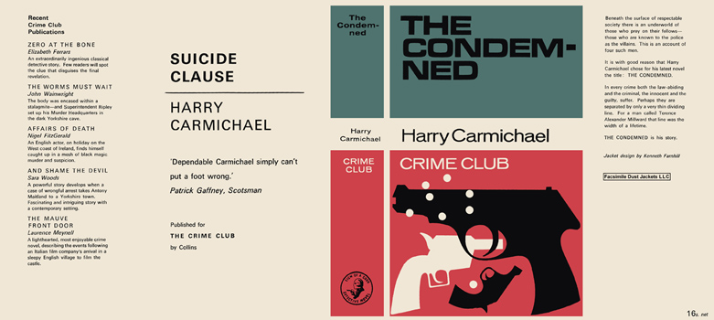 Condemned, The. Harry Carmichael.