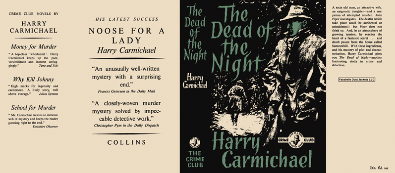 Dead of the Night, The. Harry Carmichael.