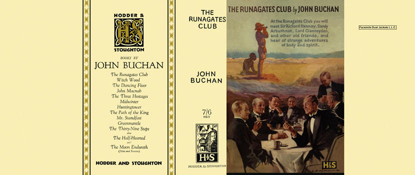 Runagates Club, The. John Buchan.
