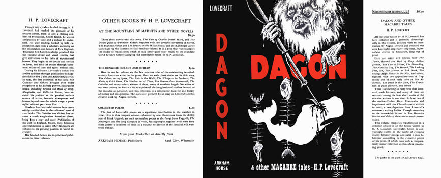 Dagon and Other Macabre Tales. H. P. Lovecraft