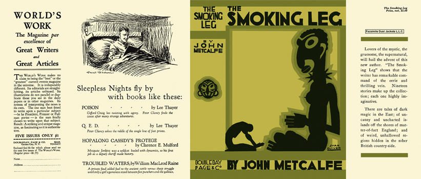 Smoking Leg, The. John Metcalfe