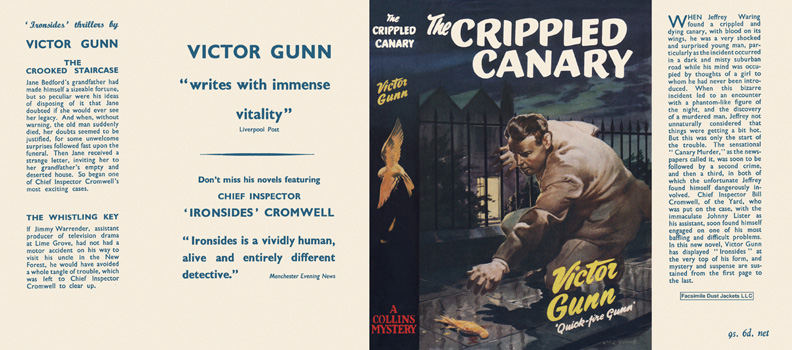Crippled Canary, The. Victor Gunn