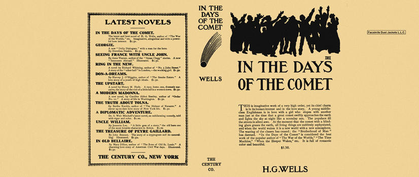 H. G. Wells - In the Days of the Comet
