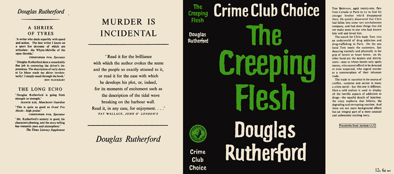 Creeping Flesh, The. Douglas Rutherford.