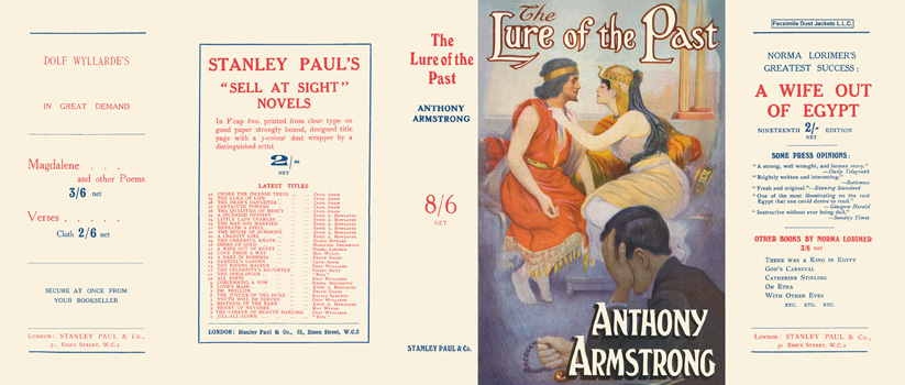 Lure of the Past, The. Anthony Armstrong