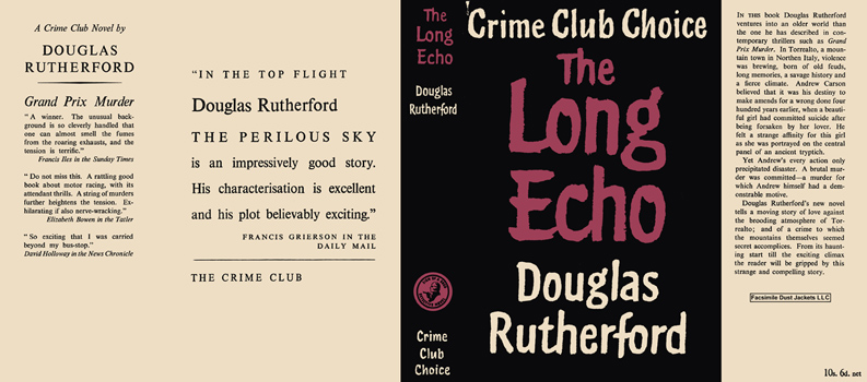 Long Echo, The. Douglas Rutherford