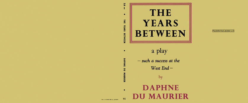 Years Between, The. Daphne du Maurier