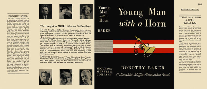 Young Man with a Horn. Dorothy Baker