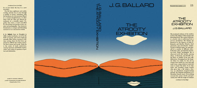 Atrocity Exhibition, The. J. G. Ballard