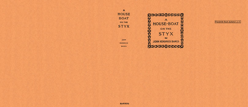 House-Boat on the Styx, A. John Kendrick Bangs