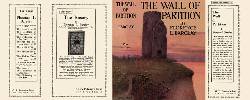Wall of Partition, The. Florence L. Barclay.