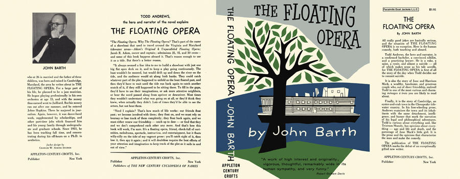 Floating Opera, The. John Barth.