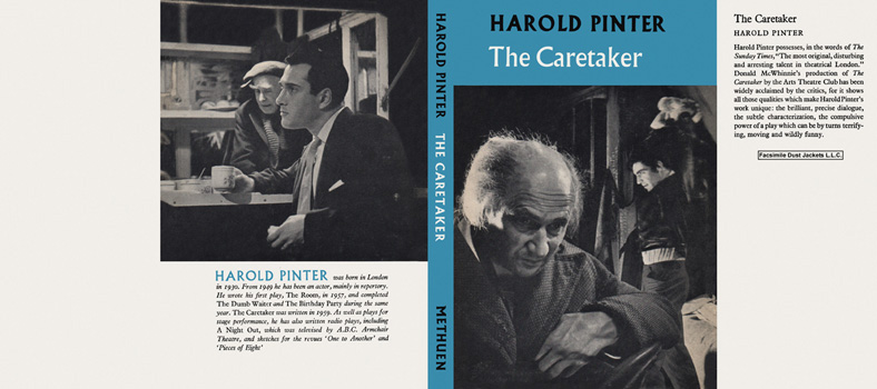 Caretaker, The. Harold Pinter