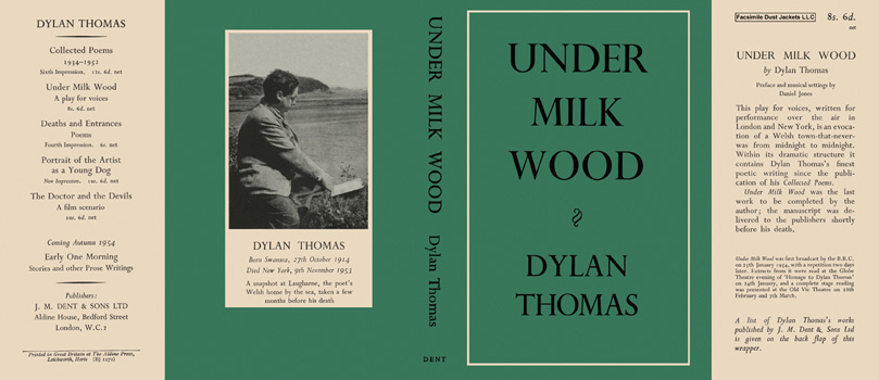 Under Milk Wood. Dylan Thomas