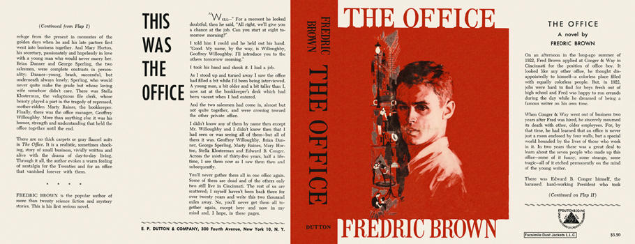 Office, The. Fredric Brown.