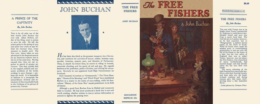 Free Fishers, The. John Buchan.