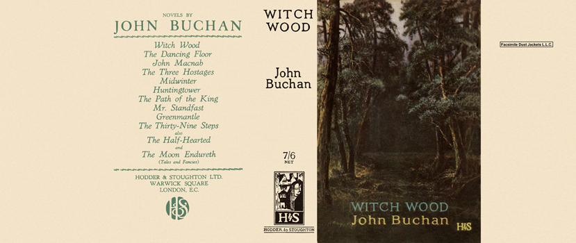 Witch Wood. John Buchan